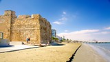 Larnaca Fort - Cyprus - Tourism Media