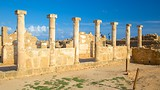 Paphos Archaeological Park - Paphos - Tourism Media