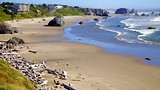 Bandon Beach - South Oregon Coast - Tourism Media