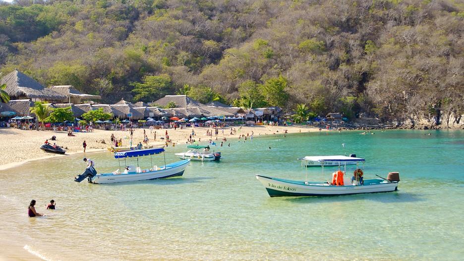 Oaxaca Mexico Beach Rentals