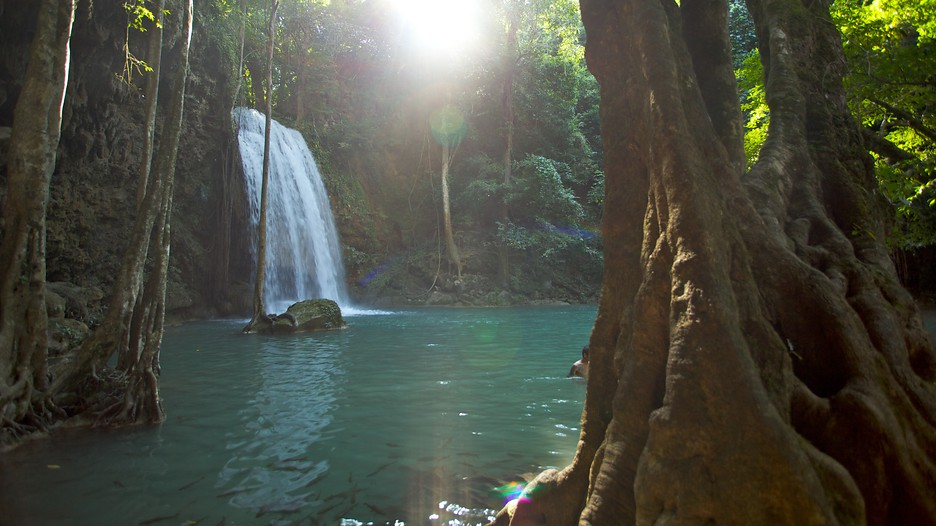 Erawan National Park in Sai Yok,  Expedia