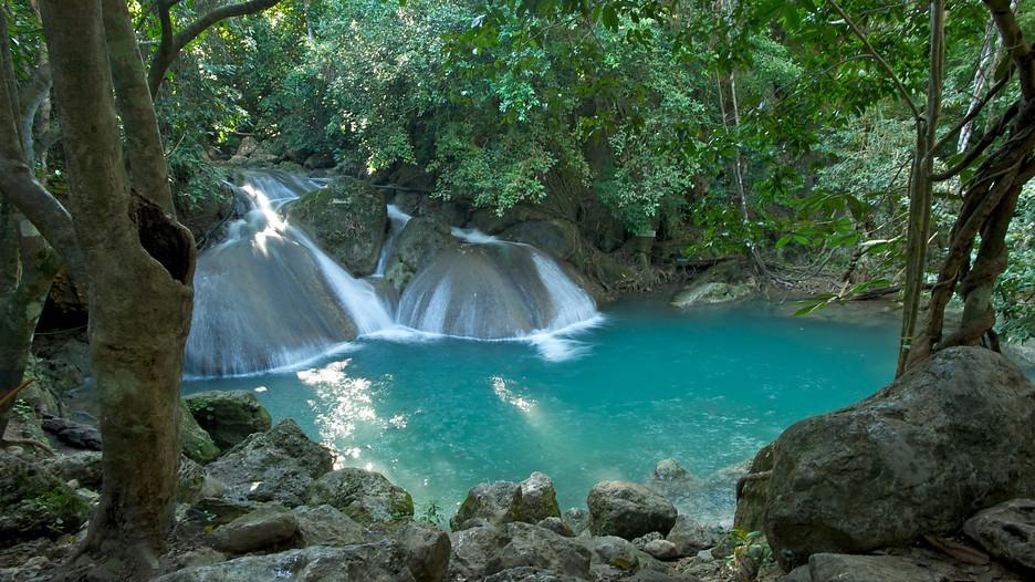 Erawan National Park in Sai Yok,  Expedia