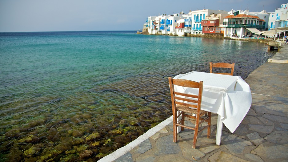 Vacances mykonos