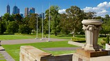 Shrine of Remembrance - South Yarra - Tourism Media