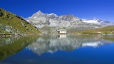 Schwarzsee Lake - Valais - Tourism Media