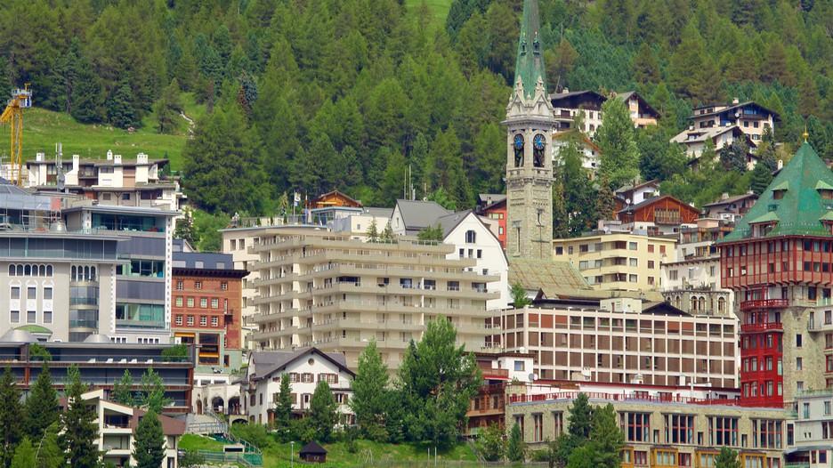 Cheap Hotels In St Moritz Switzerland