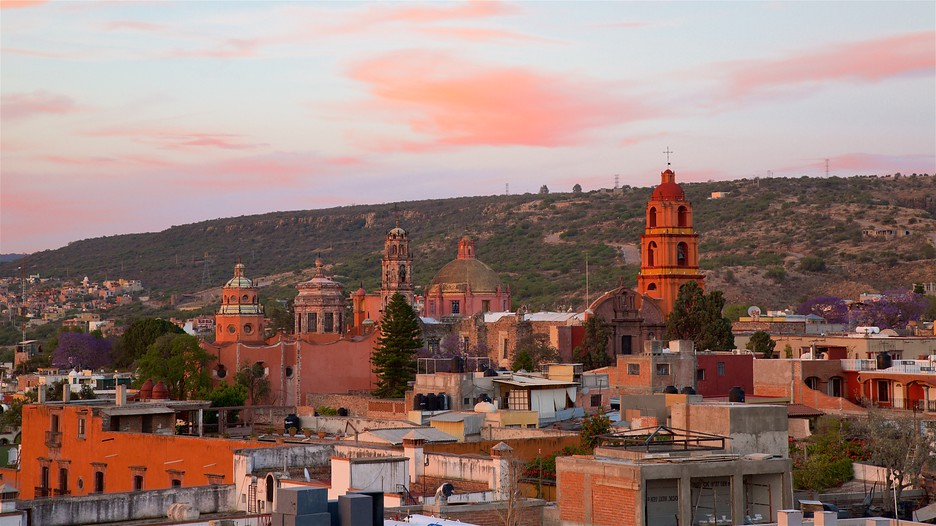 "my trip to guanajuato Guanajuato, mexico travel information a unesco world heritage site, guanajuato's name translates as ""place of frogs"" in the local dialect, after the tarascan indians, followers of the spirit of the frog, spotted a mountain in the shape of a frog."
