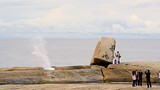 Bicheno Blowhole - East Coast Tasmania - Tourism Media