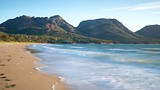 Richardsons Beach - East Coast Tasmania - Tourism Media