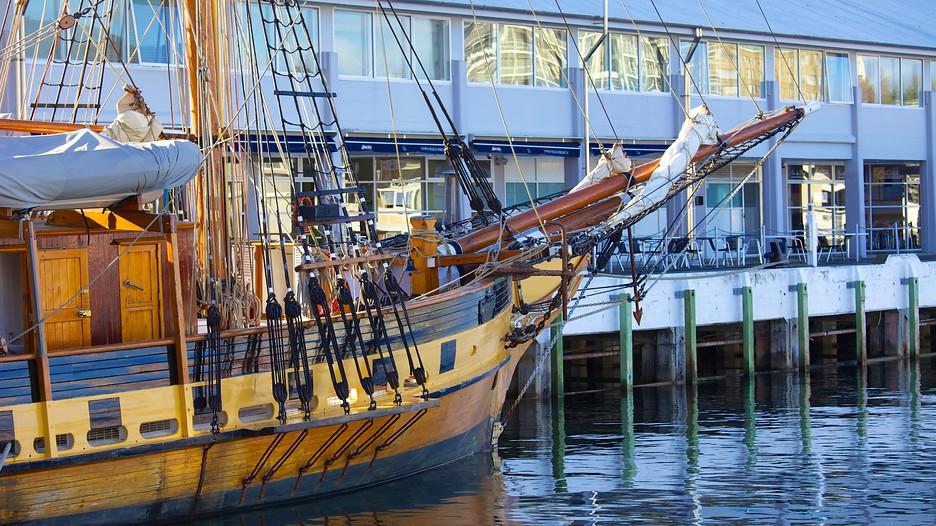 Evolving Picture » Constitution Dock Hobart  |Constitution Dock Hobart