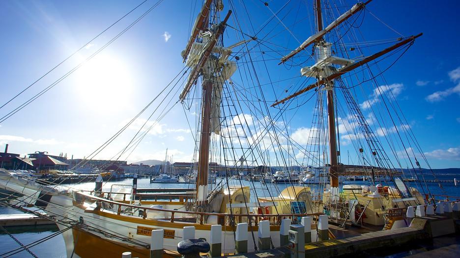 Constitution Dock - Hobart, Tasmania Attraction | Expedia ...  |Constitution Dock Hobart