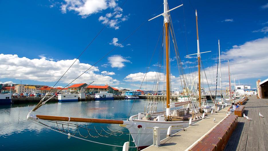 Cultural Atlas of Australia  |Constitution Dock Hobart