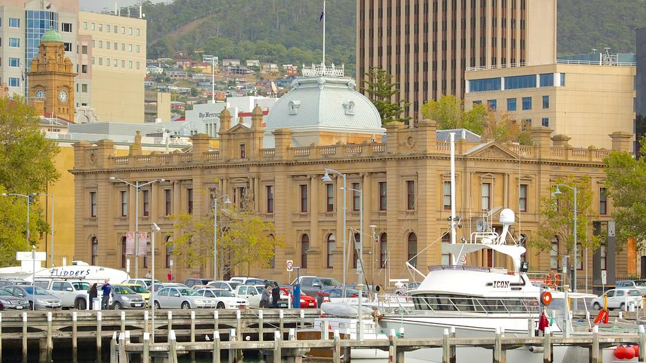 Photo of Constitution Dock, Hobart, Tasmania  |Constitution Dock Hobart