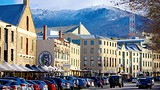Salamanca Place - Tasmania - Tourism Media