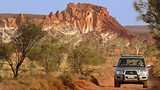 Rainbow Valley Conservation Reserve - Red Centre - Tourism NT