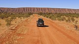 Simpson Desert - Red Centre - Tourism NT