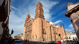 Zacatecas Cathedral - Mexico - Tourism Media