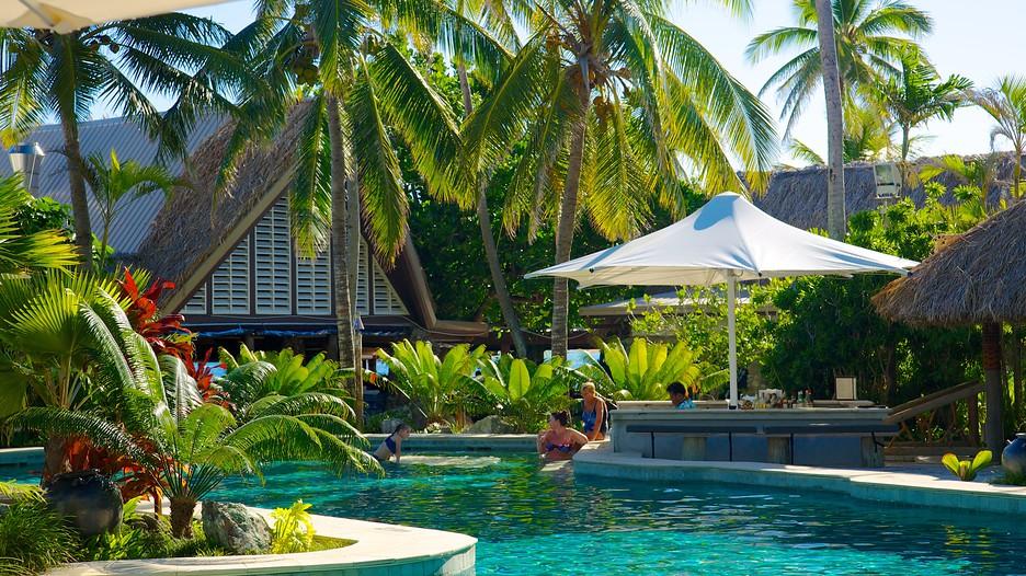 Castaway Island Resort Packages