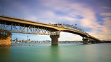 Showing item 26 of 76. Harbour Bridge - Auckland - Tourism Media