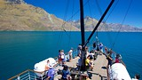 Showing item 89 of 90. TSS Earnslaw Steamship - Queenstown - Tourism Media