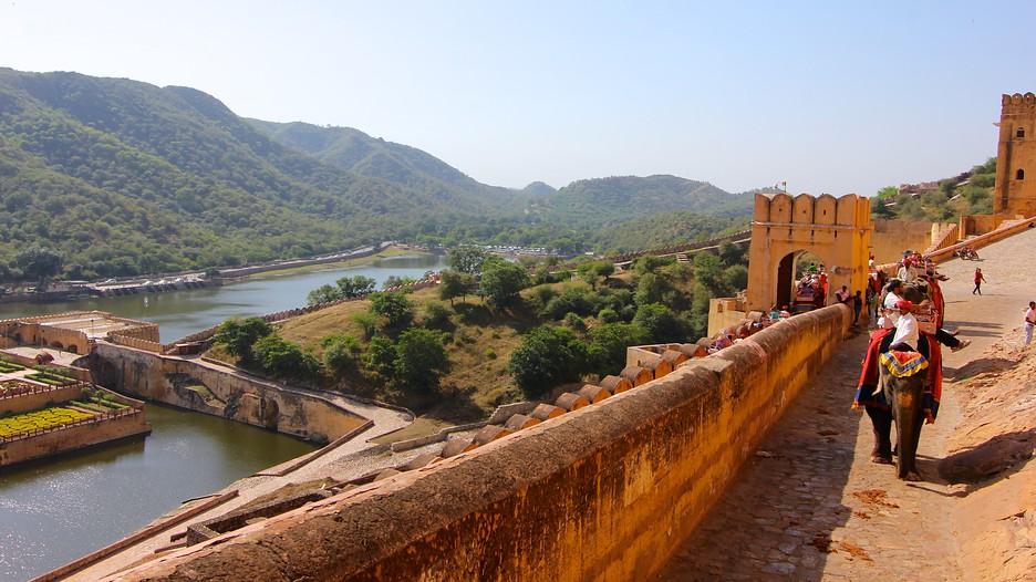 Fort D Amber D 233 Couvrez Jaipur Avec Expedia Fr
