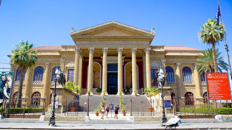 Volo E Hotel Palermo
