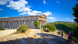 Greek Temple of Segesta - Trapani - Tourism Media