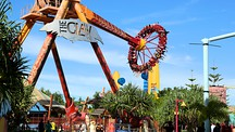 Parc aquatique Dreamworld - Gold Coast