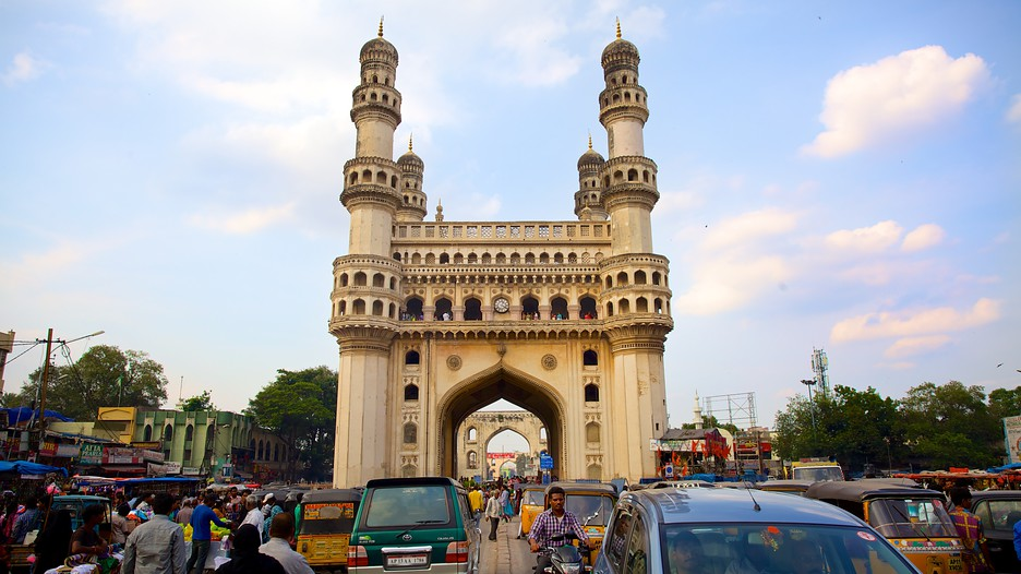 Outside Corner Tile Charminar in Hyderabad, Telangana | Expedia