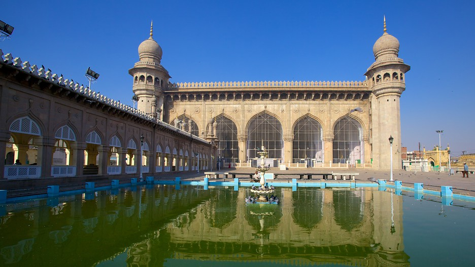 Image result for Mecca Masjid
