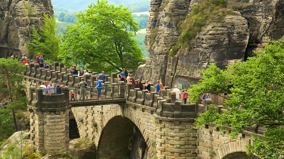 Saxon Switzerland National Park In Bad Schandau Expedia Ca