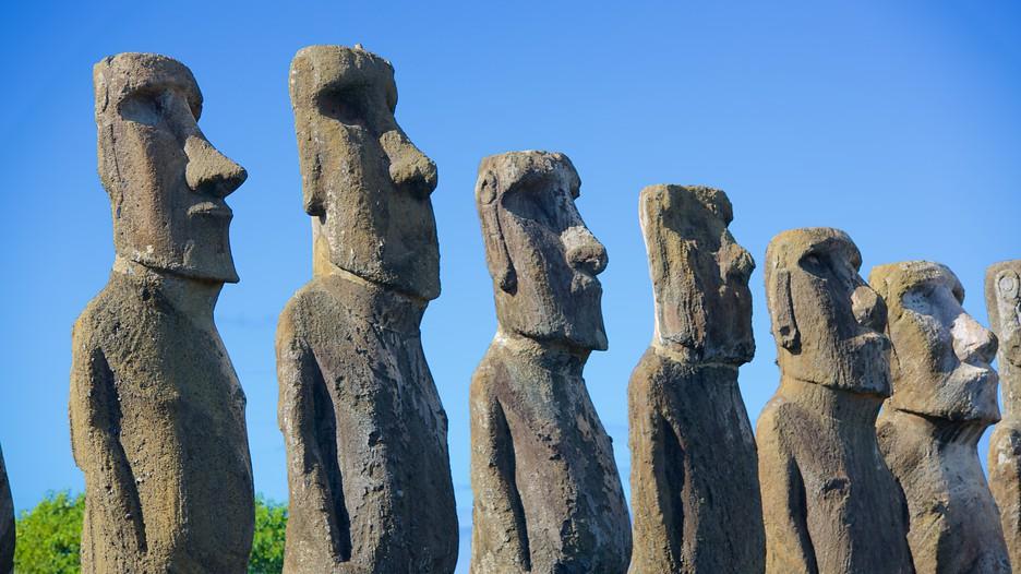 Visit Ahu Tongariki in Hanga Roa   Expedia