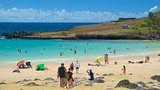 Anakena Beach - Easter Island - Tourism Media