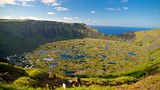Ranu Kau - Easter Island - Tourism Media