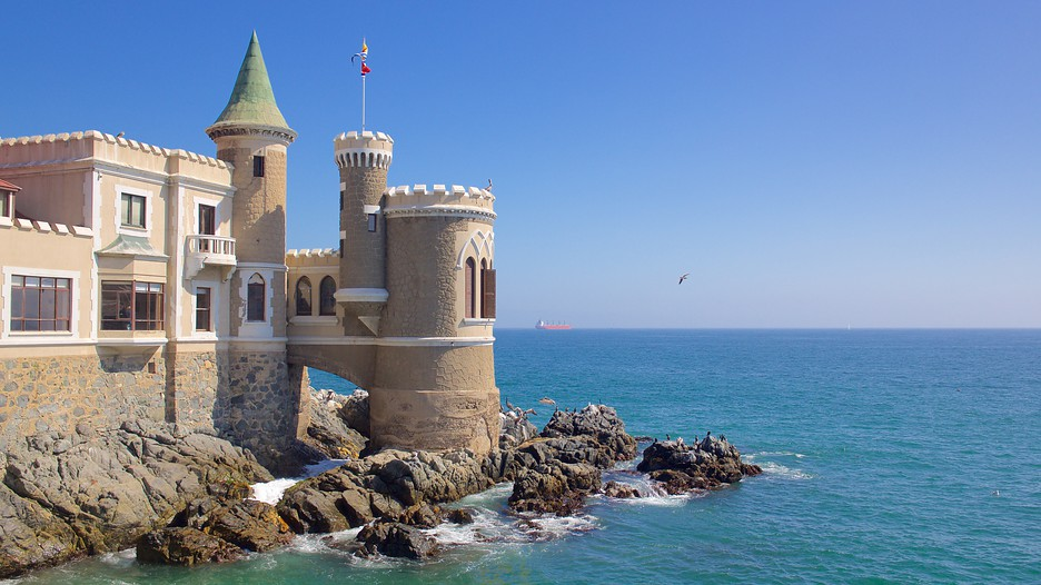Coastal Travel Packages Coastal Vacations Travel Wulff Castle - Vina del Mar - Tourism Media