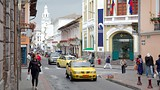 Quito Old Town - Andes Region - Tourism Media
