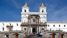 San Francisco Church - Quito