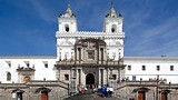 San Francisco Church - Andes Region - Tourism Media