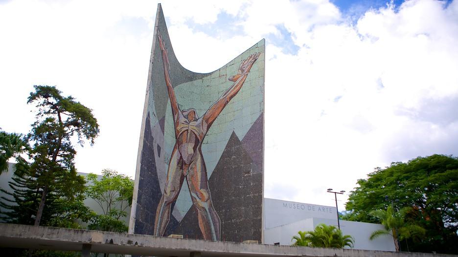 Museo de Arte de El Salvador in San Salvador – Tourist Attractions Map In El Salvador