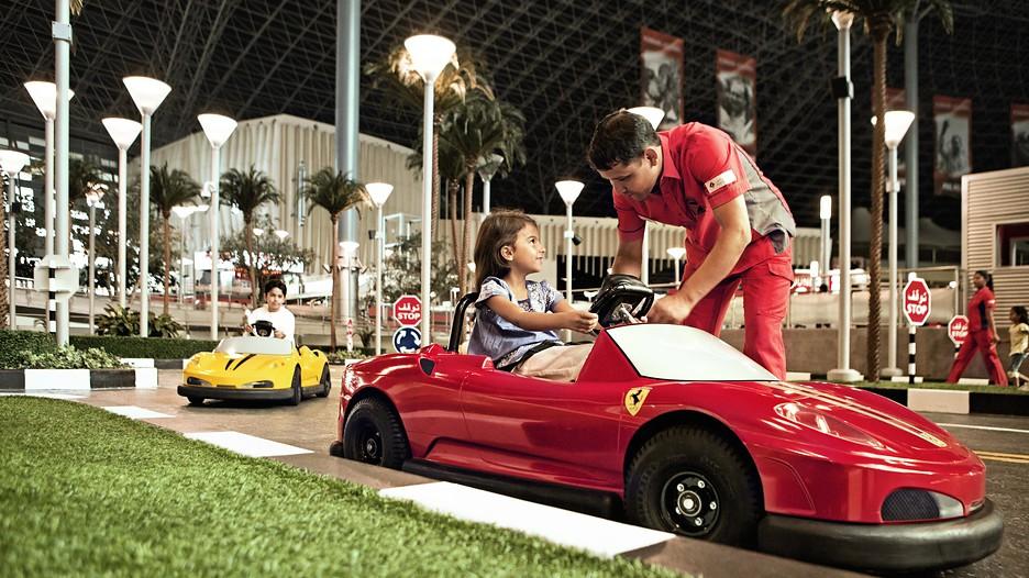 Ferrari World In Abu Dhabi Expedia