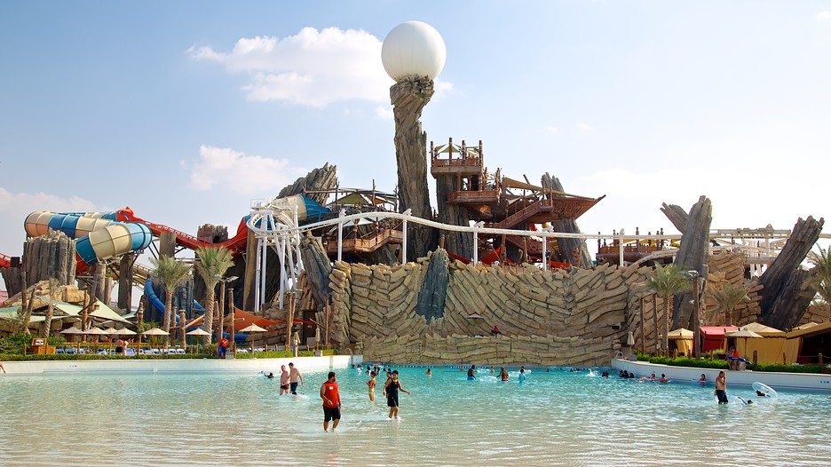 Wasserpark Yas Waterworld In Emirat Abu Dhabi Expedia De