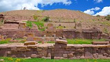 Tiwanaku - La Paz - Tourism Media