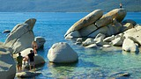 Sand Harbor of Lake Tahoe Nevada State Park - Incline Village - Tourism Media