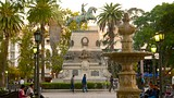 San Martin Square - Cordoba - Tourism Media