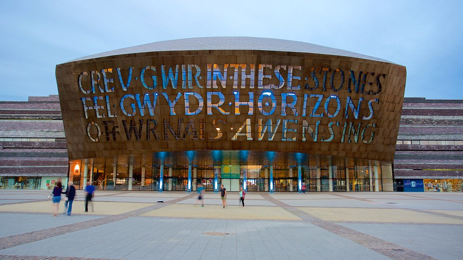 Wales Millennium Centre In Cardiff Expedia Co Uk