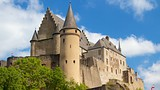 Vianden Castle - Vianden - Tourism Media