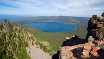 Newberry National Volcanic Monument - Bend