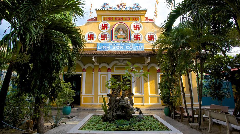 Hiển thị mục 8 trên 16. Linh Sơn Cổ Tự - Vũng Tàu (và vùng phụ cận) - Tourism Media