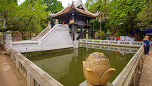 One Pillar Pagoda - Hanoi