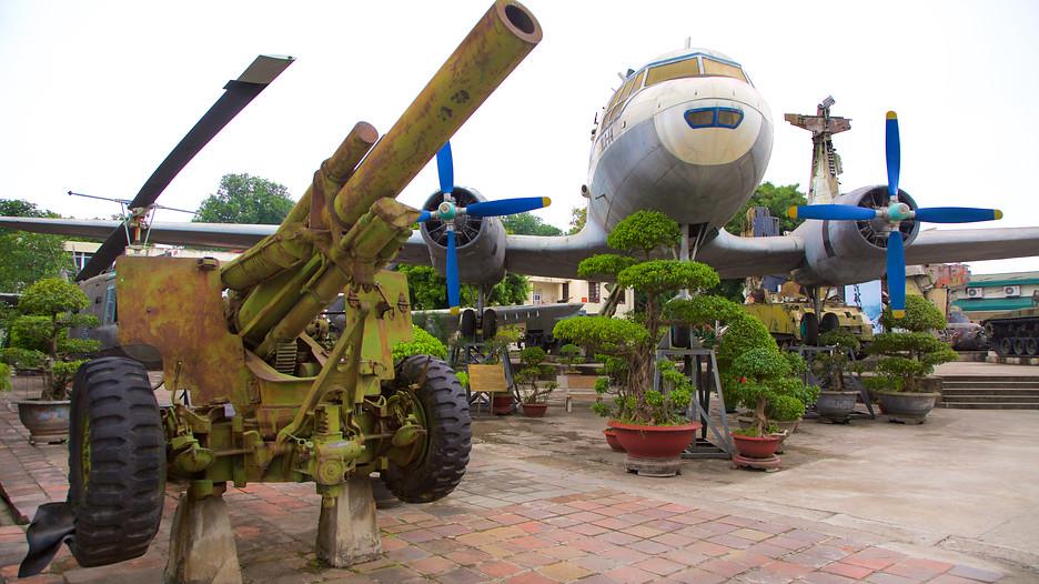 Kết quả hình ảnh cho Museum of History of Vietnamese Military